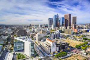 Tour the City of Los Angeles